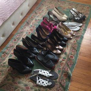 Shoes sandals flats boots